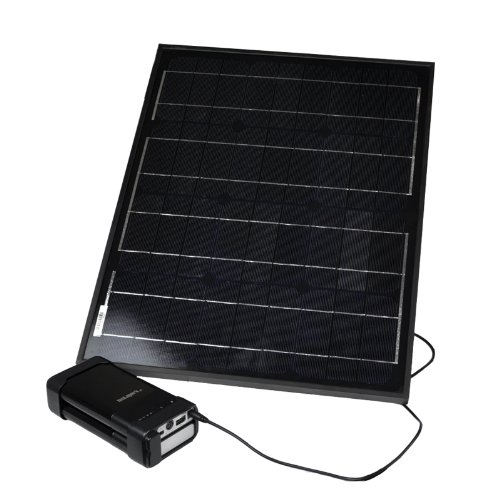 Instapark Solar powered Battery Charger