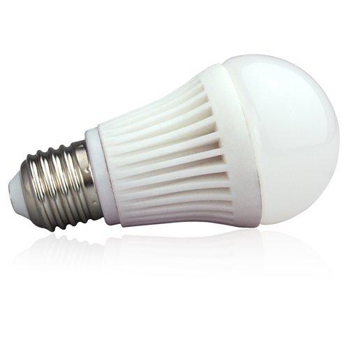Lighting EVER 6 Watt LED Bulbs, Replace 50 Watt ...