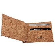 Boshiho-Cork-Wallet-Slim-Design-Bifold-Vegan-Wallet-Purse-Unique-Vegan-Gift-Ideas-Eco-Friendly-Gift-0